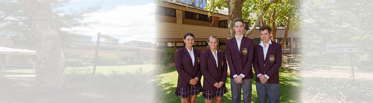 Murrumburrah High School Captains