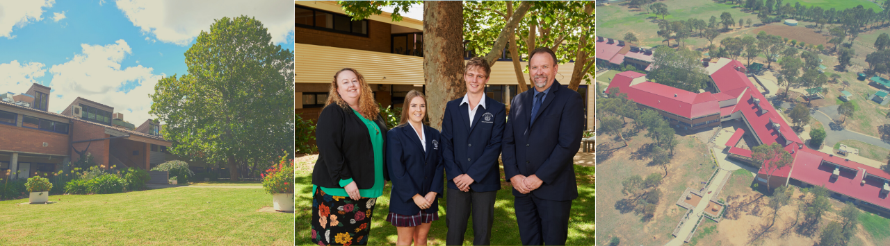 Murrumburrah High School Captains and Principal